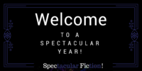 Welcome to a Spectacular Year!